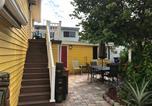 Hôtel Fort Myers - The Sea Gypsy Inn-4
