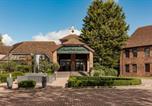 Hôtel Stratford-Upon-Avon - Stratford Manor - Qhotels-2