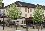 Hôtel Corrèze - Abelha Hôtel Le France-1