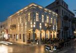 Hôtel Galissas - Syros Soul Luxury Suites-2