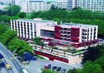Hôtel 4 étoiles Yverdon-les-Bains - Au Parc Hotel-1