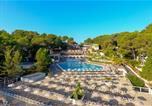 Camping Puget-sur-Argens - Camping Holiday Green-1