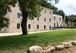 Hôtel Nans-les-Pins - Les Lodges de Roquefeuille-1