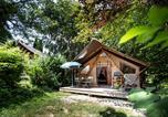 Camping avec Chèques vacances Savoie - Huttopia Lac d'Aiguebelette-3