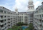 Location vacances Guangzhou - Guangzhou Fu Qian Ming Tai Mansion Apartment-1