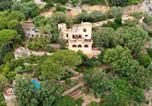 Location vacances San Felice Circeo - Villa L'Infinito Con Piscina località Faro - San Felice Circeo-1