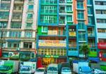 Hôtel Myanmar - Golden Gate China Town Hotel-1