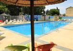 Camping avec Piscine Agde - Camping les Mimosas-1