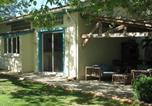 Location vacances Mios - House Gite 4 personnes Gite La Bastide De Salles.-1