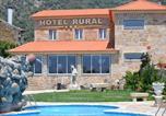 Hôtel Castelo Branco - Hotel Rural Casa da Eira-1