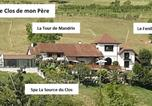 Location vacances La Tour-du-Pin - Gîte & Spa le Clos de Mon Père-1