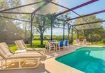 Location vacances Haines City - Citrus Sun Private Pool Home & Game Room Home-1