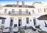 Hôtel Aix-les-Bains - Maison Léopold-1