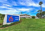 Hôtel Carlsbad - Motel 6 Carlsbad Beach-1