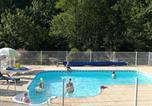 Camping avec Piscine Saint-Christophe-du-Ligneron - Camping Municipal La Petite Boulogne-1