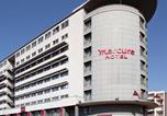 Hôtel 4 étoiles Chasseneuil-du-Poitou - Mercure Tours Centre Gare et Congrès-2