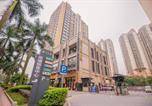 Location vacances Guangzhou - Guangzhou Rui De International Apartment Pazhou Center Branch-1