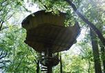 Camping avec Site nature Chef-Boutonne - Le Parc de la Belle-4