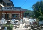 Camping avec Piscine Font-Romeu-Odeillo-Via - Les Jardins D'Estavar-2