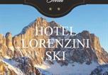 Hôtel Province de Belluno - Hotel Lorenzini Ski-2
