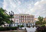 Hôtel Madrid - Intur Palacio San Martin-1