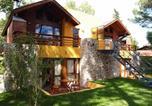 Location vacances Villa Gesell - Cabañas Entreverdes-2