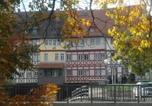 Location vacances Erfurt - Altstadtapartment an der Krämerbrücke-3