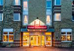 Hôtel Haan - Arcadia Hotel Düsseldorf-1