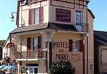 Hôtel Arleuf - Hotel du Nord - Restaurant le Saint Georges-2