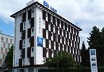 Hôtel Haute Savoie - Ibis budget Thonon Les Bains-2
