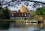 Hôtel Pontoise - La maison du lac-1