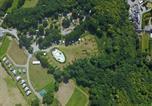 Camping avec Piscine couverte / chauffée Dragey-Ronthon - Camping Le Balcon de la Baie-1
