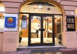 Hôtel Amnéville - Comfort Hotel Cecil Metz Gare-1