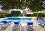 Location vacances Hostalric - Macanet de la Selva Villa Sleeps 8 Pool Wifi-1