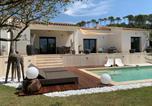 Location vacances Fox-Amphoux - Villa moderne en Provence avec piscine privée chauffée-2