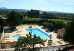 Camping en Bord de lac Provence-Alpes-Côte d'Azur - Camping Saint Lazare-1