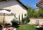 Location vacances Laxou - Studio maisonnette avec jardin-3