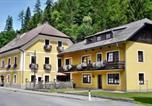 Location vacances Sankt Margarethen im Lungau - Pension Kempenbruck-1