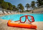Camping avec WIFI Vaucluse - Camping La Pinède en Provence-2
