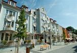 Hôtel Hévíz - Hotel Erzsébet