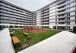 Location vacances Warszawa - P&O Corporate Serviced Apartments Cybernetyki-2