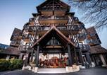 Hôtel 4 étoiles Saint-Arnoult - Best Western Plus Hostellerie Du Vallon-2