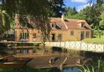 Hôtel Druyes-les-Belles-Fontaines - Le Moulin de Corneil-4