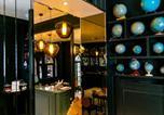 Hôtel 4 étoiles Paris - Best Western Plus de Neuville Arc de Triomphe-4