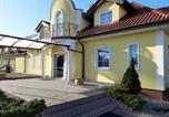 Hôtel Olsztyn - Hotel Jabłoński-2