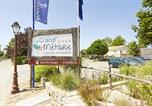 Camping avec Quartiers VIP / Premium Les Sables-d'Olonne - Flower Camping Club La Grand' Métairie-2