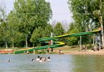 Camping en Bord de lac Poitou-Charentes - Moncontour Active Park-1