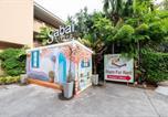 Hôtel Pattaya - Oyo 75379 Sabai Living Pattaya-2