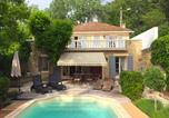 Location vacances Carpentras - Serene Holiday home in Carpentras with garden in luxury of nature-1