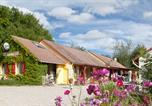 Camping avec Piscine couverte / chauffée Nièvre - Camping La Fougeraie-2